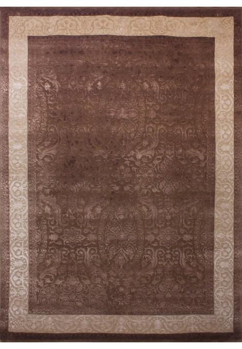 RAJ1-RO-1-14x14-Brown/Gold
