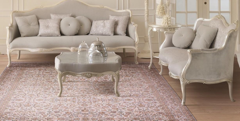 Шелковые ковры из Кашмира